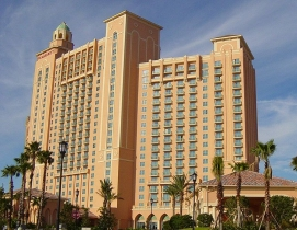 A Marriott hotel in Orlando, Fla. Marriott is leading the U.S. hotel pipeline. P