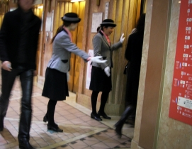 Japanese policymakers discuss mandate for toilets in elevators