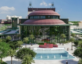 The Kravis Center in West Palm Beach