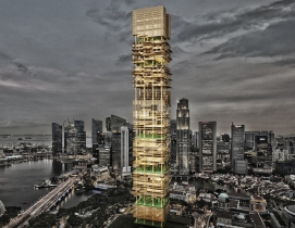 All renderings courtesy SuperSkyScrapers