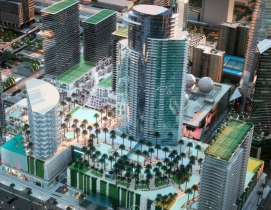 Rendering: courtesy www.miamiworldcenter.com