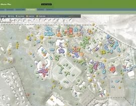 Sasaki's MyCampus interactive mapping program