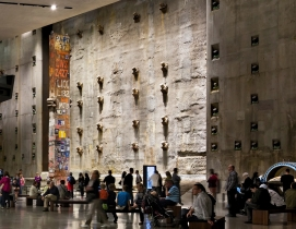 9/11 museum triumphs over controversy