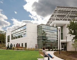 Net-zero energy Health Professions & Student Services Building, North Shore Comm