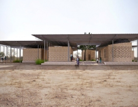 Design for beekeeping facility in Tanzania by Jaklitsch/Gardner Architects unveiled
