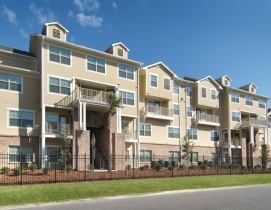 The LEED Platinum-rated Panama Commons, in Panama City, Fla., is a community of