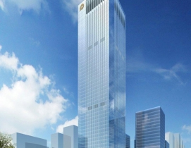 The new signature tower in Shunde will be the tallest structure in the area, at