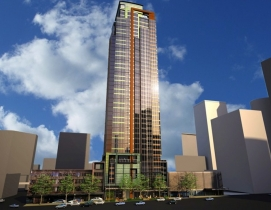Construction begins on Seattle's Potala Tower