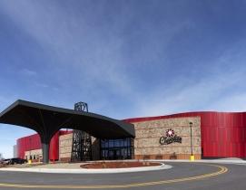 Casino design references the 19th Century Oil Rush