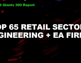 Top 65 Retail Sector Engineering + EA Firms [2018 Giants 300 Report]