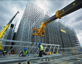 Rising Nonresidential Construction Index comes with struggles, FMI reports