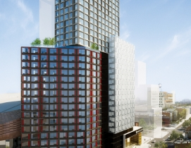 SHoP Construction is project integrator for the B2 Modular High Rise Housing @ A