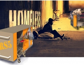 AIA design competition creates portable, temporary housing for the homeless