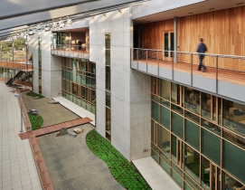 J. Craig Venter Institutes Landmark Net-Zero-Energy Genomic Laboratory, La Joll