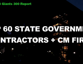 Top 60 State Government Contractors + CM Firms [2018 Giants 300 Report]