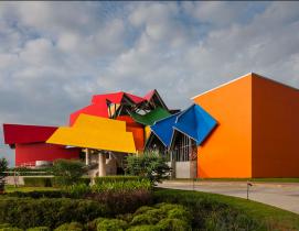 Images courtesy Biomuseo. Photo: Fernando Alda