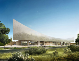 Renderings courtesy Herzog & De Meuron