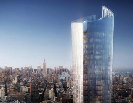 New York, Manhattan, condos, luxury, Kohn Pedersen Fox Associates