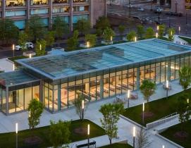 Center of I.M. Pei-designed plaza part of Washington redevelopment