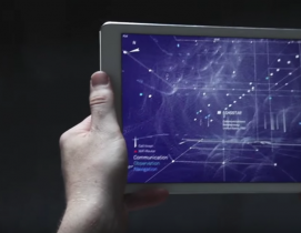 New app visualizes amount of cellular signal and Wi-Fi in an area
