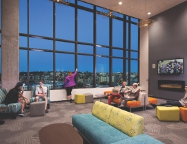Live-learn student housing becomes recruitment strategy for colleges and universities