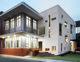 Charleston Catholic School, KSQ Design