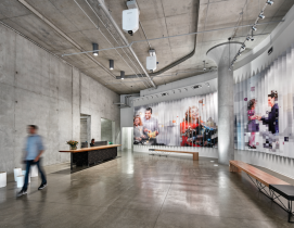 84.51° Centre mixed-use development in Cincinnati, designed by Gensler.