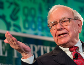 """""""The ballooning costs of healthcare act as a hungry tapeworm on the American economy,"""" said Warren Buffett, Berkshire Hathaway Chairman and CEO."""