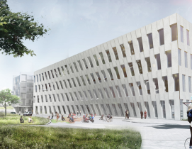 BIG's design for Philadelphia Navy Yard defies gravity