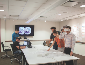 GIANTS 300 REPORT: Robotic reality capture, gaming systems, virtual reality—AEC Giants continue tech frenzy
