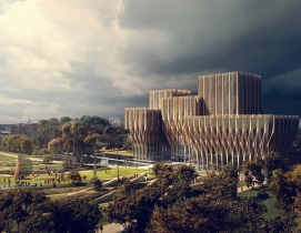Renderings courtesy Zaha Hadid Architects