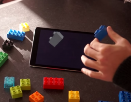 With the Lego X system, users can transfer the forms they've created with legos into real-time digital files.