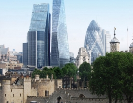 No. 1 Undershaft, London, Avery Associates, tower