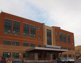 Medical Office Building #2 at the St. Anthony's Medical Campus in Lakewood, Colo