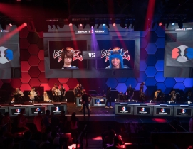 Final showdown at Esports Arena Las Vegas