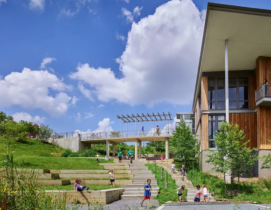 The Frick Environmental Center