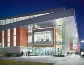 Hord Coplan Macht led the team for the renovation and expansion of the SECU Aren