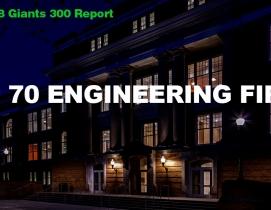 Top 70 Engineering Firms [2018 Giants 300 Report]