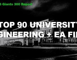 Top 90 University Engineering + EA Firms [2018 Giants 300 Report]