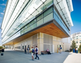 The University of CaliforniaBerkeley Energy Biosciences Building, focused on bi
