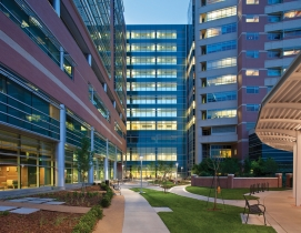 The University of Colorado Hospital recently completed major projects on the Ans