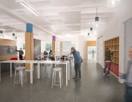 Maker spaces: Designing places to test, break, and rebuild