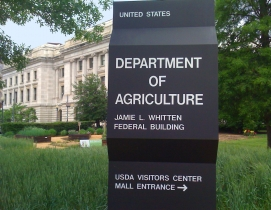 USDA officials want their headquarters to be a model facility for others wishin
