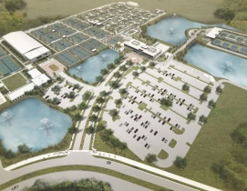 USTA breaks ground on what will be the country's largest tennis complex