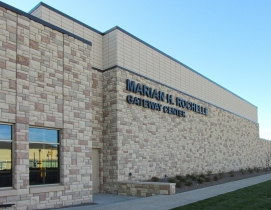 Arriscraft delivers wow factor for the University of Wyoming's remarkable Marian H. Rochelle Gateway Center
