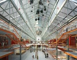 Renzo Piano will turn century-old Moscow power plant into art gallery