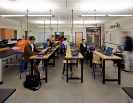 The new Vo-Tech: transforming vocational workshops into 21st century learning labs