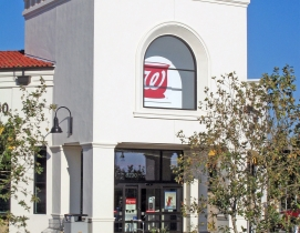 Walgreen new architectural style
