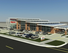 Walgreens to build first net-zero energy retail store
