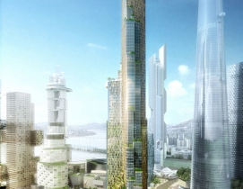 Scheduled for completion in 2016, Block H consists of a luxury 5-Star hotel and